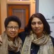Barbara and Chandra Mohanty