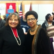 Barbara Ransby and  Diane Nash