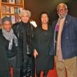 Barbara with Carol Harris, Melba Boyd, and Bill Harris