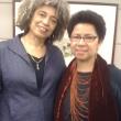 Barbara Ransby and Angela Davis