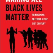 Making All Black Lives Matter book cover